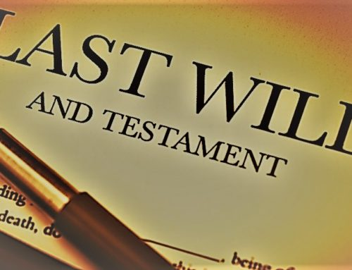 What to Do with Your Will During Divorce – Part 1